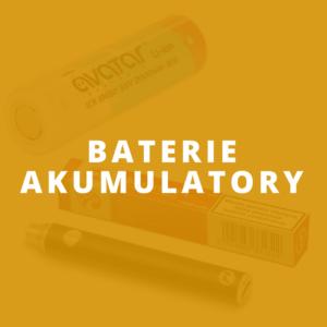 BATERIE/AKUMULATORY