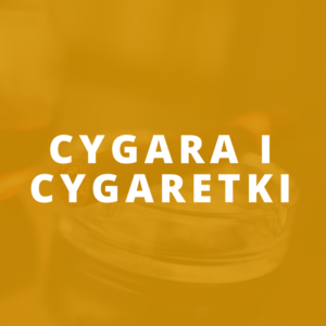CYGARA I CYGARETKI