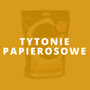TYTONIE PAPIEROSOWE