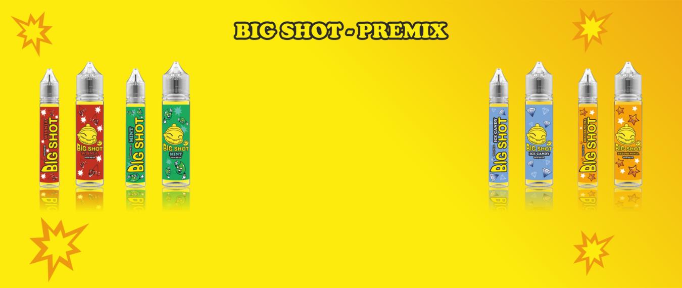 Nowość! Bigshot Premix