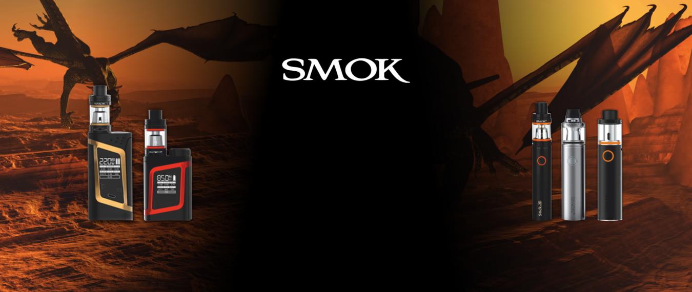 E-papierosy SMOK